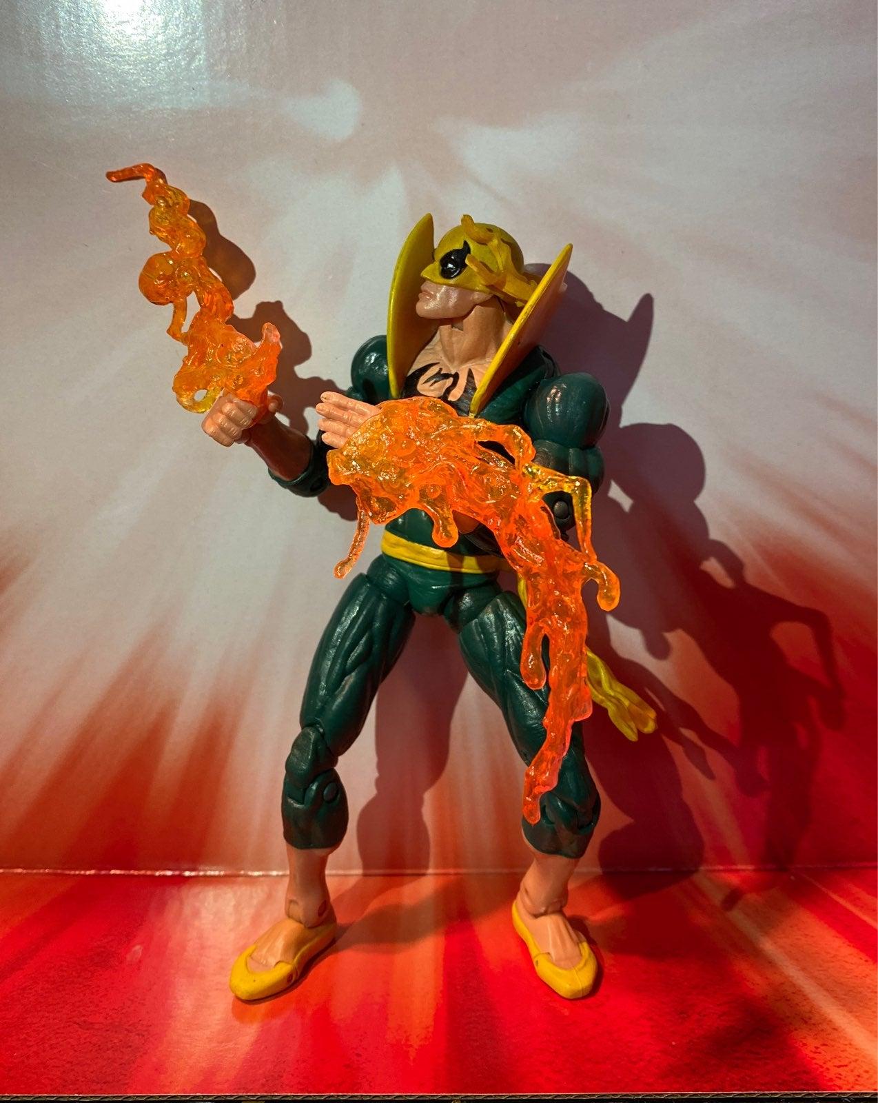 Marvel Legends Series 12 Apocalypse Iron