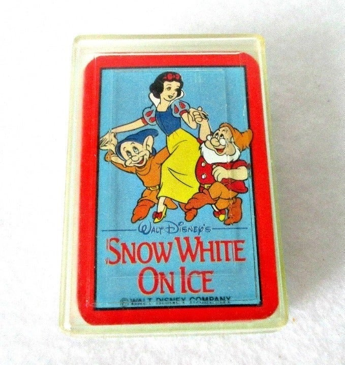 Snow White Mini Playing Cards