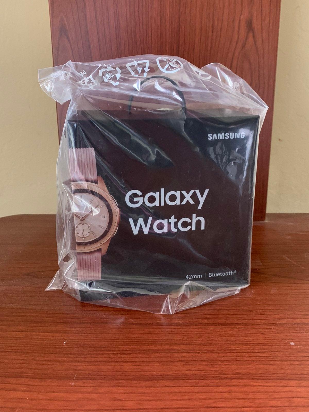 Samsung Galaxy Watch (42mm Rose Gold)