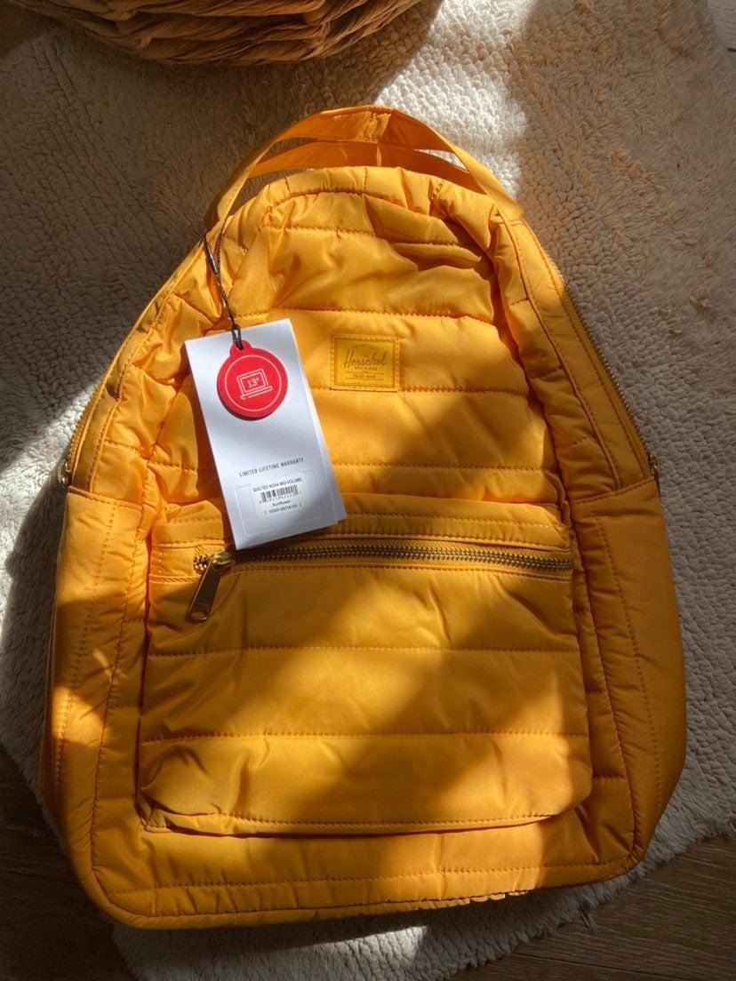 Herschel Quilted Nova Backpack Mid