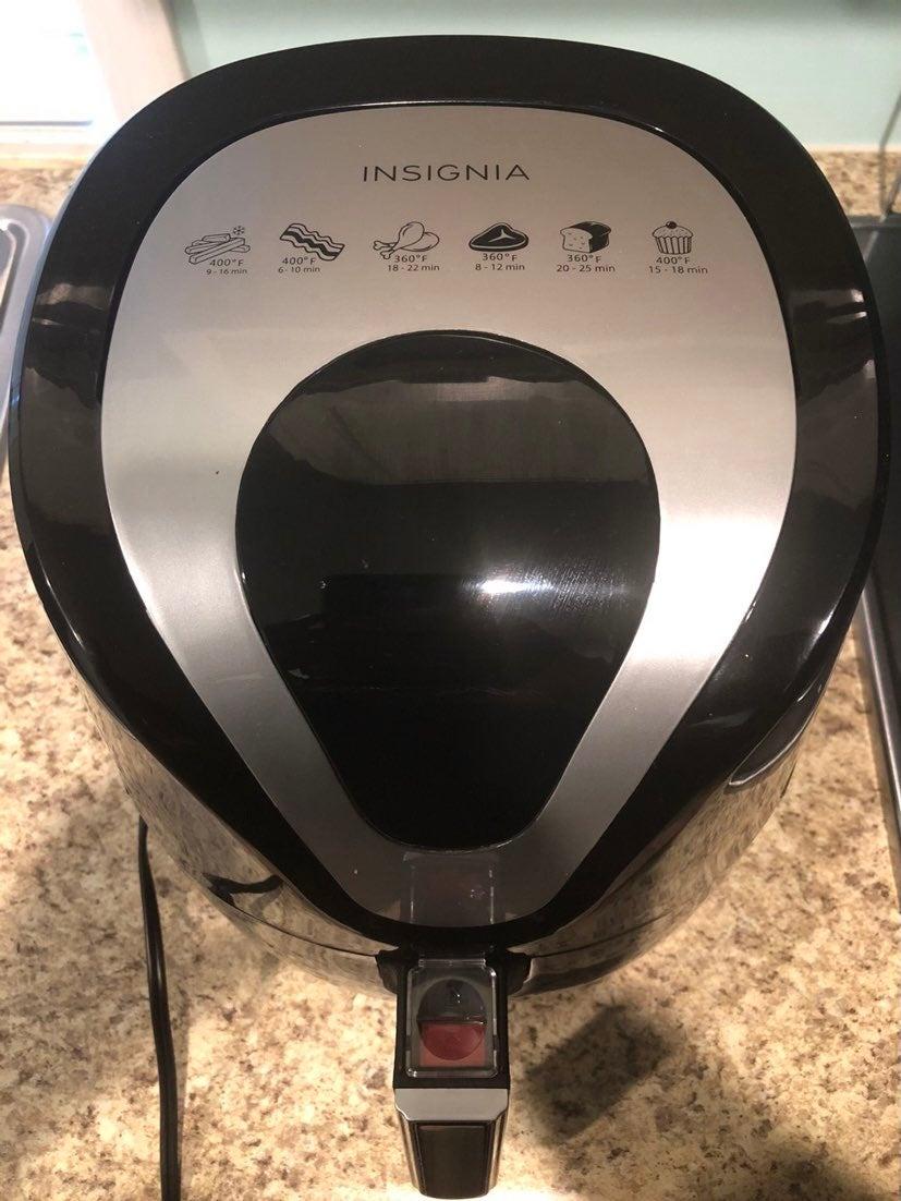 Insignia- 3.4qt Digital Air Fryer