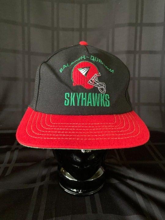 NEW VTG RALEIGH - DURHAM SKYHAWKS HAT
