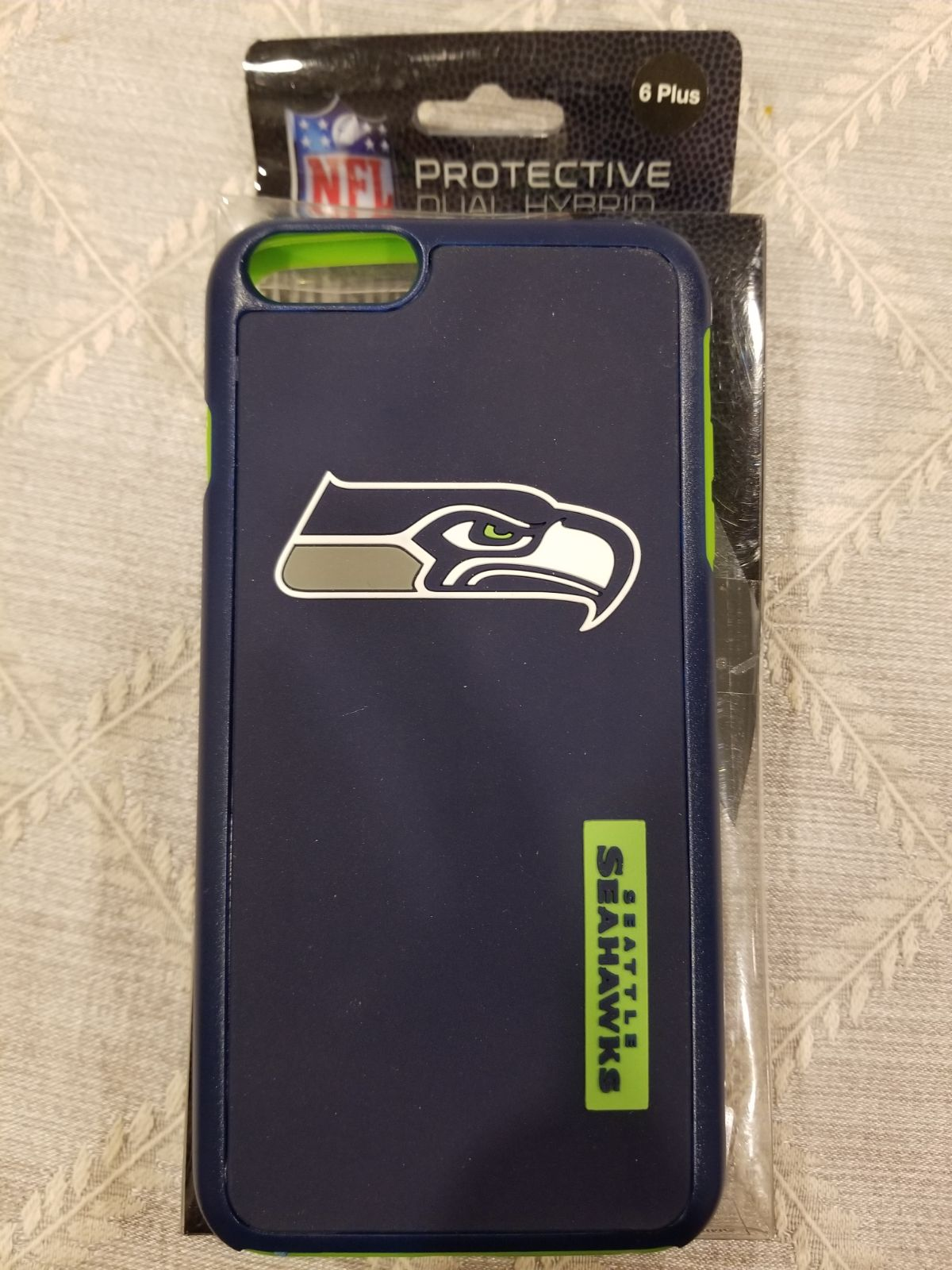 NFL Seattle Seahawks Logo iPhone 6 Plus