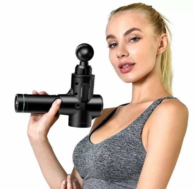 Executive Elite Pro Massage Gun Go!