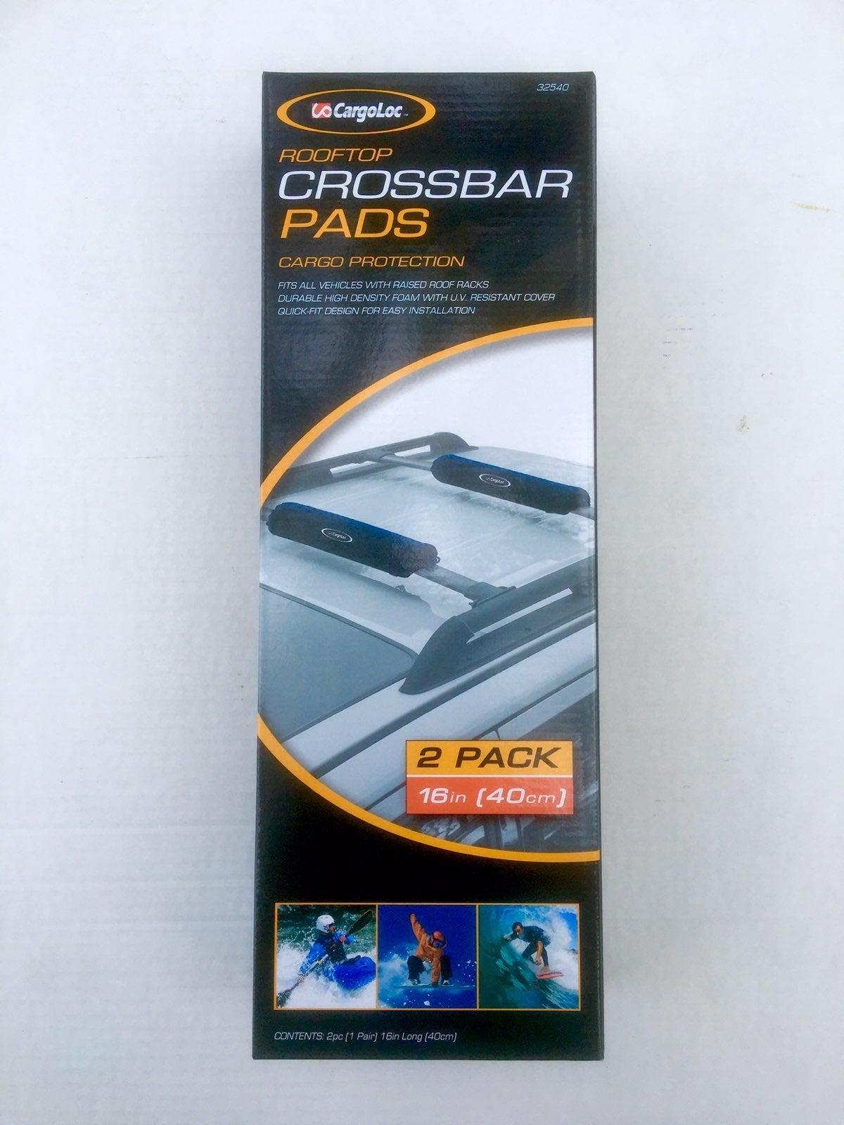 CargoLoc Rooftop Cargo Crossbar Pads