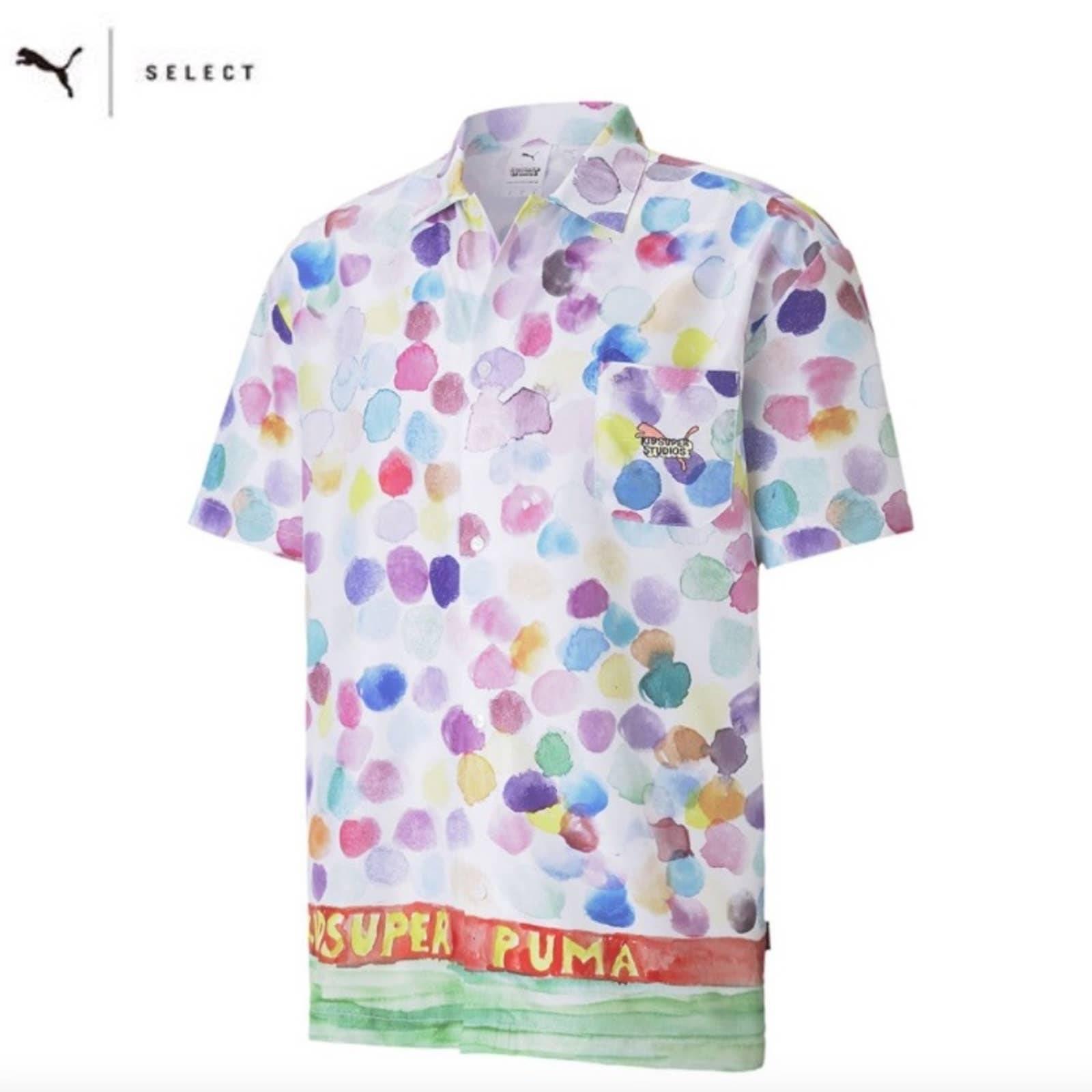PUMA x KIDSUPER STUDIOS AOP Shirt