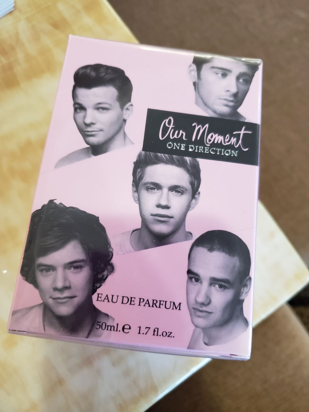 One Direction,  Our Moment Parfum