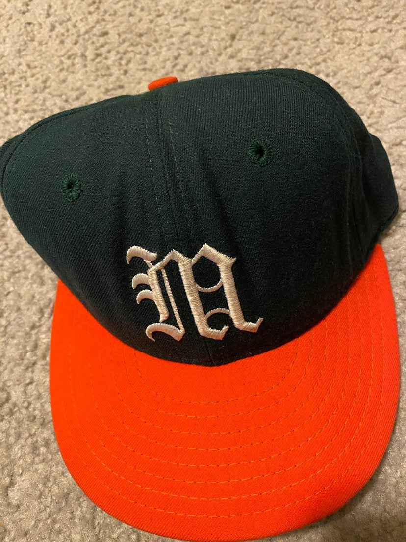 University Of Miami Vintage Hat