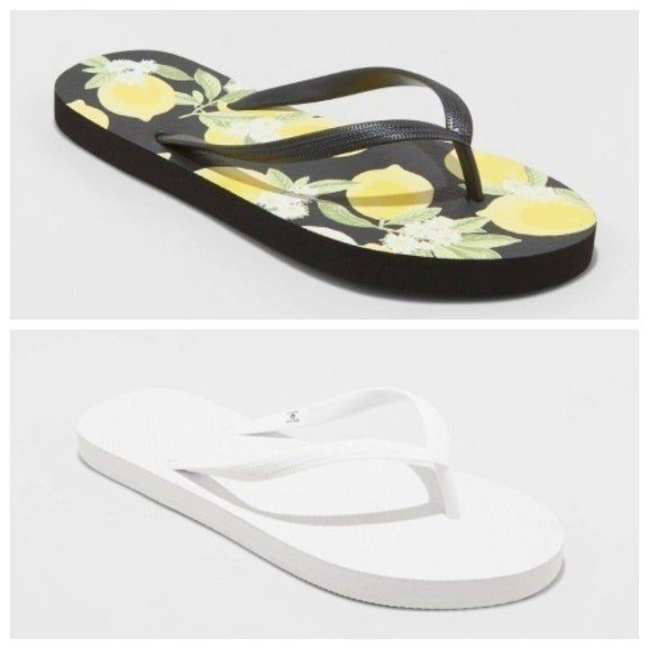 Shade & Shore Brynn Sandals Bundle 9