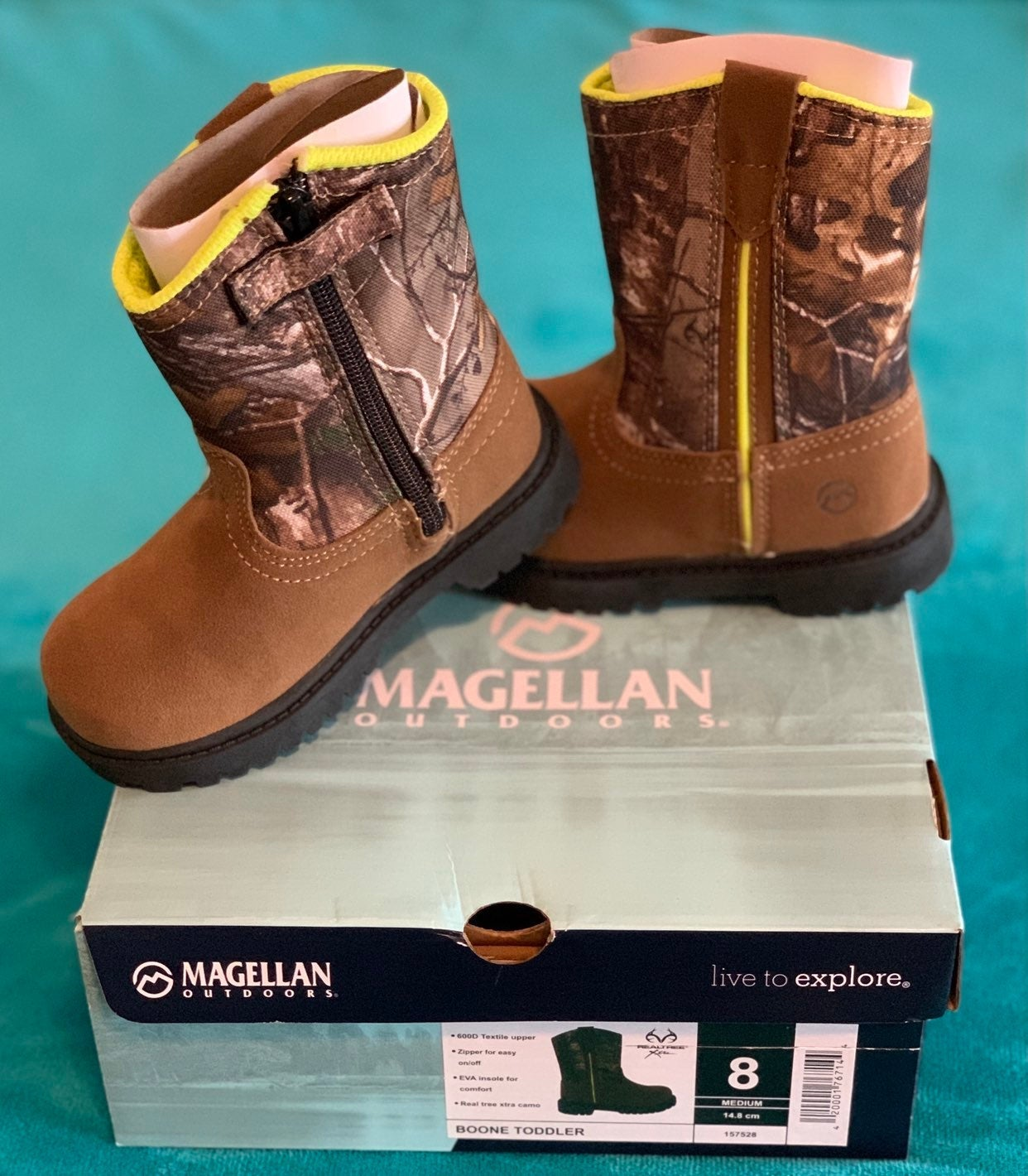 NIB Toddler outdoor boots