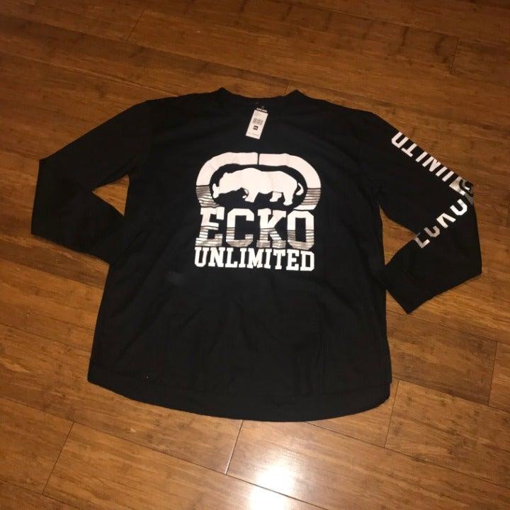 Ecko Unltd. Size 2XL Long Sleeve Shirt