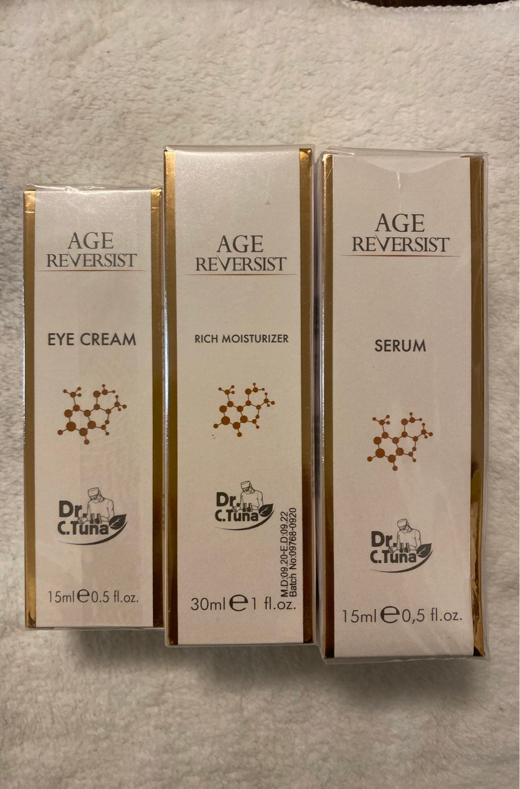 Age reversist bundle