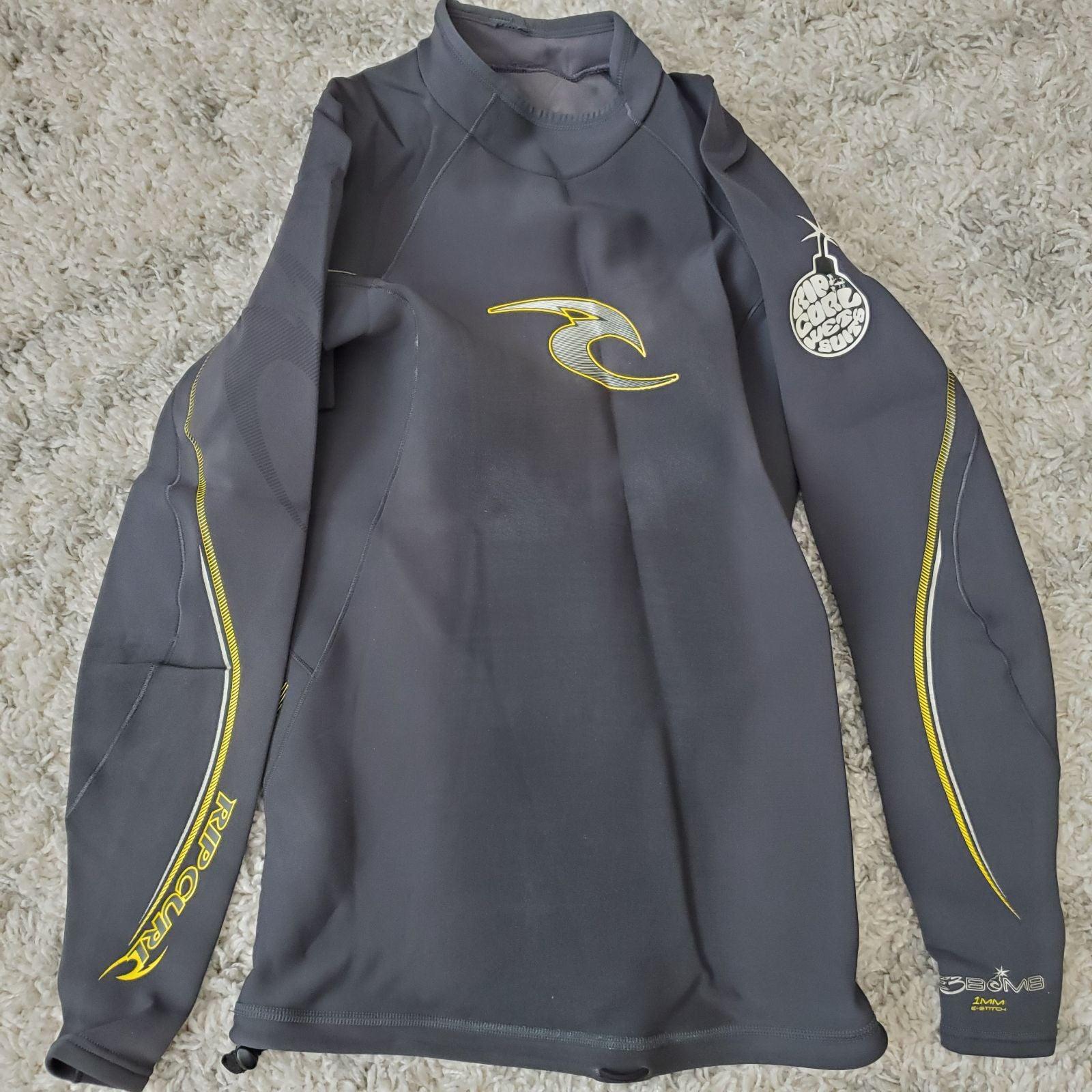 wetsuit jacket