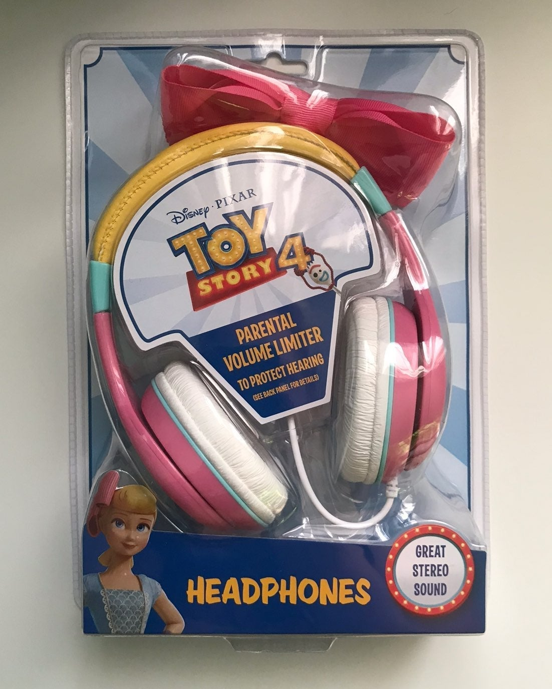 TOY STORY HEADPHONES