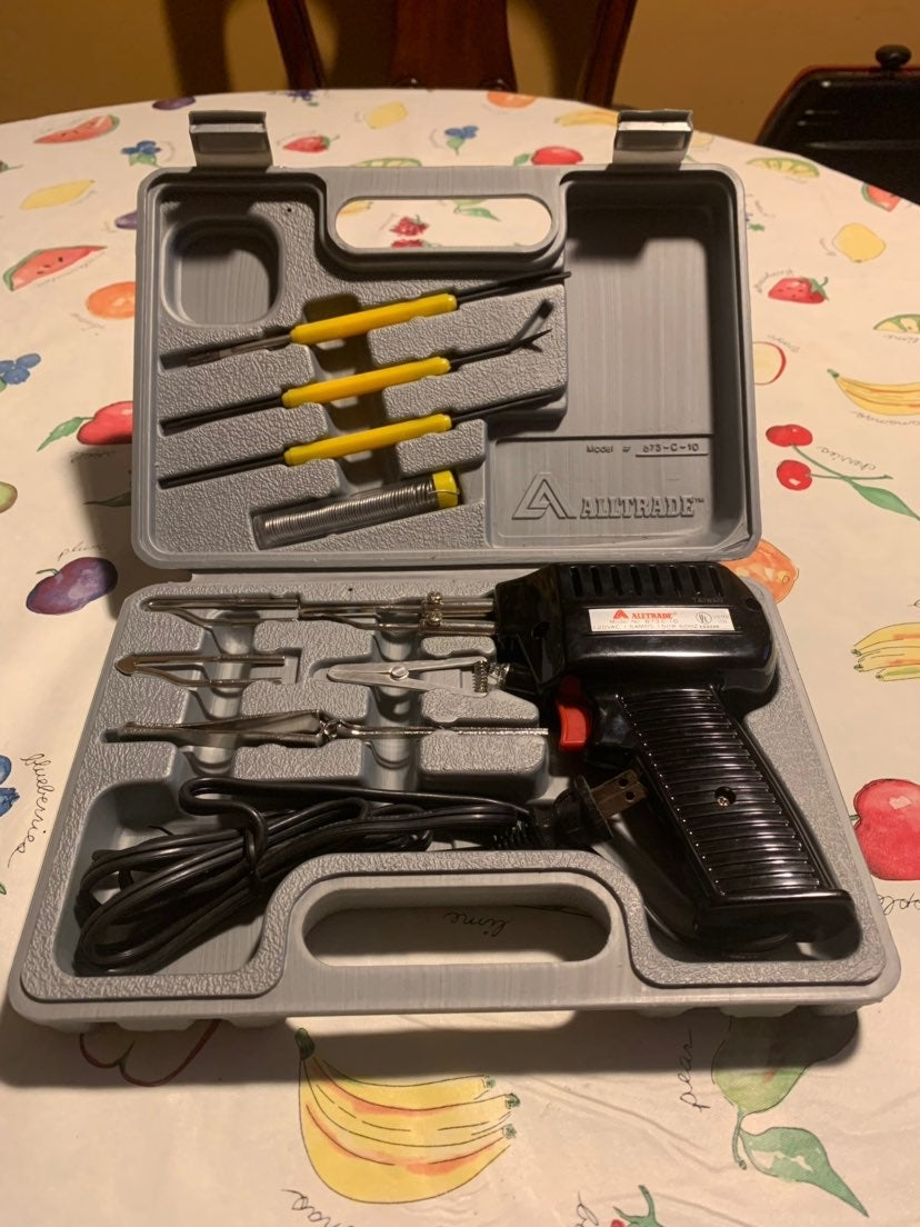 Alltrade Soldering Iron Kit