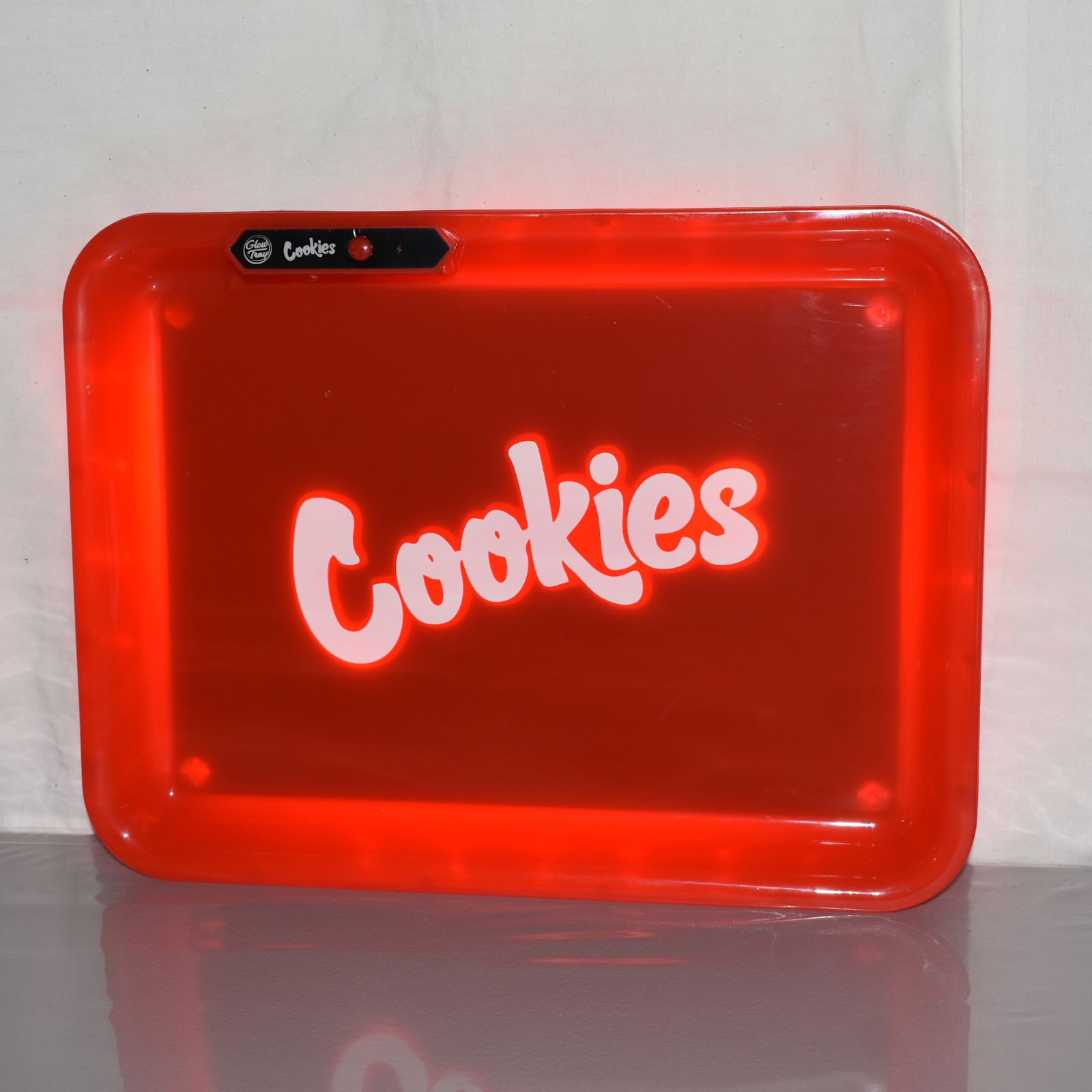 Cookies LED Rolling Tray Runts Supreme