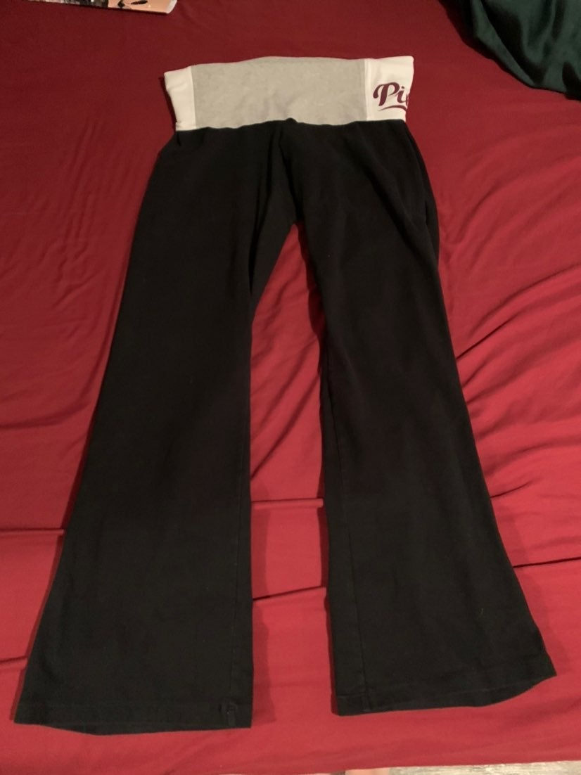 Victoria secrets foldover leggings