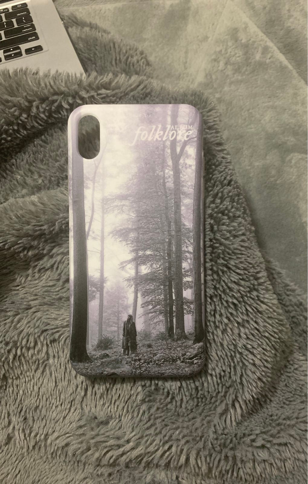 Folklore IPhone XS Max Phone Case