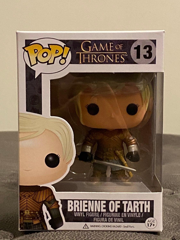 Game of Thrones Brienne of Tarth Funko P