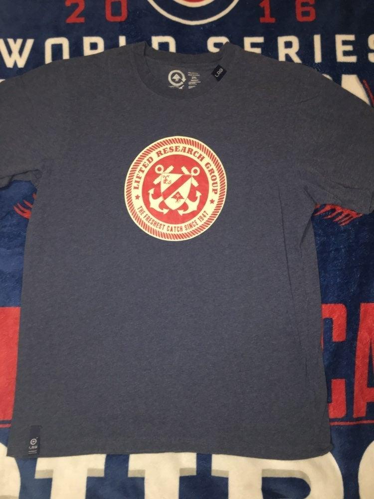 LRG Men's The Freshest Catch T-shirt XXL