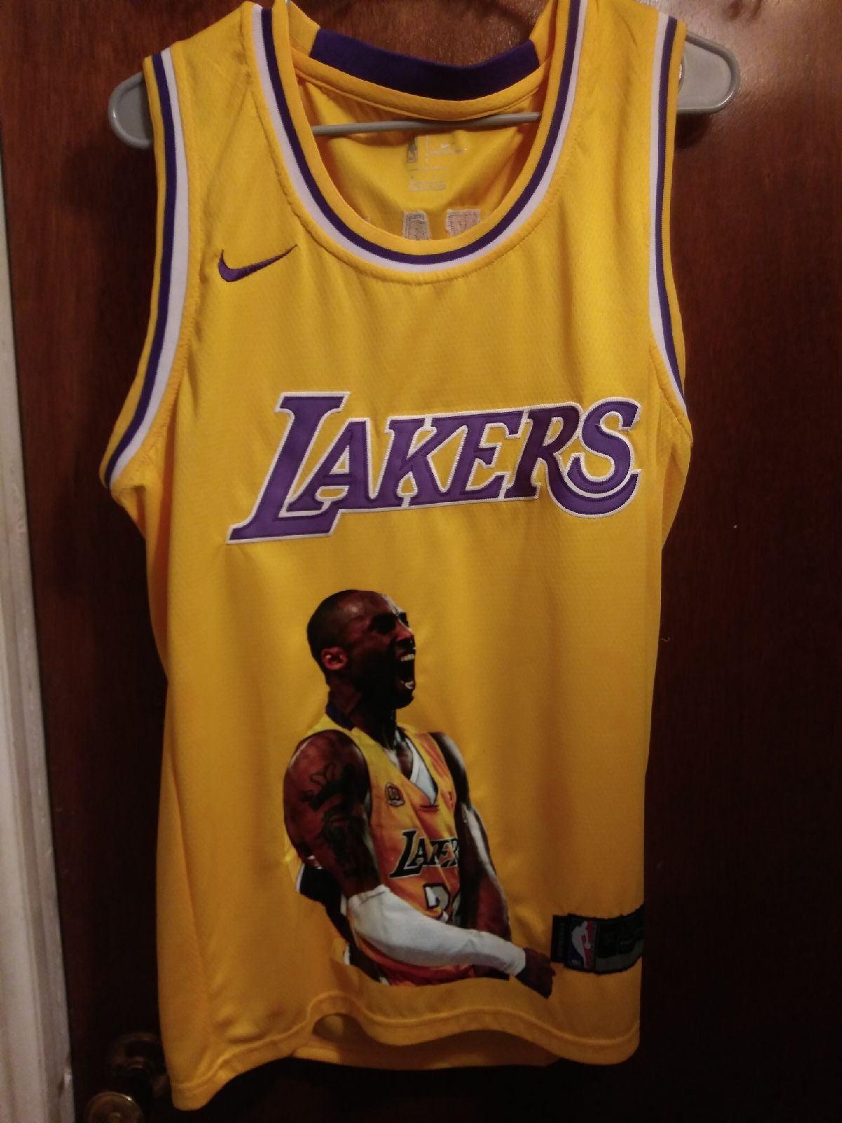 Jersey Lakers #24 Kobe Bryant