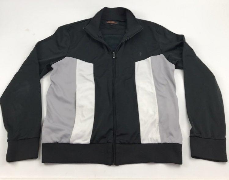 Ben Sherman zip track jacket M •marks