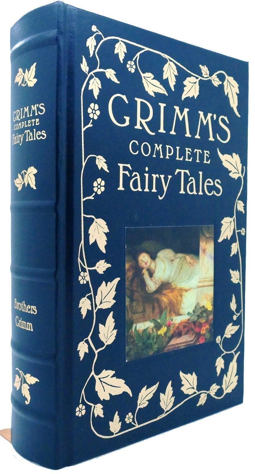 Vintage Grimm's Complete Fairy Tales