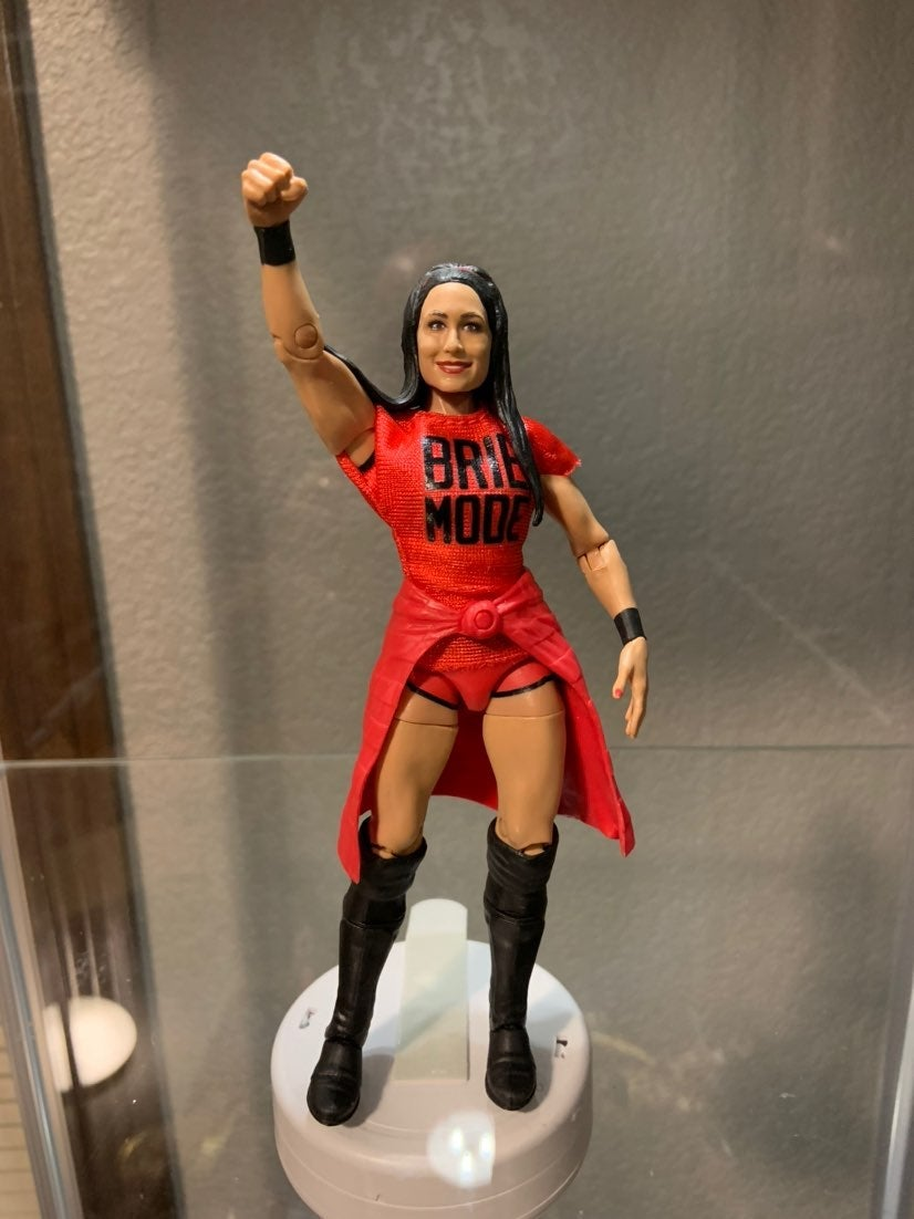 Brie Bella Elite 68 WWE Figure