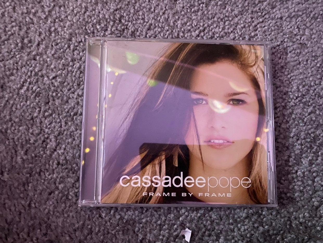 Cassade Pope CD