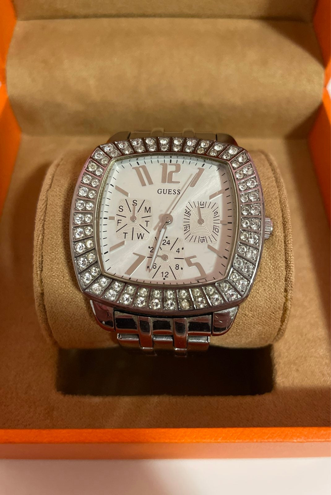 Guess Watch - Silver