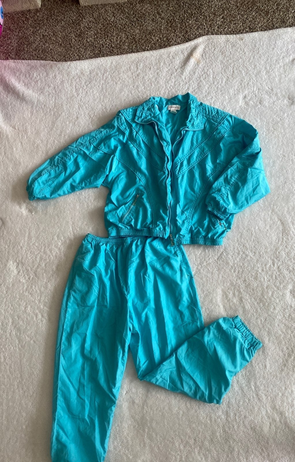Mureli Glacier Blue Ski Suit Set