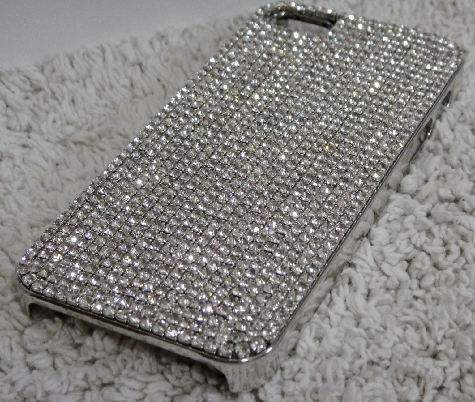 Bling Cover Case Made With Swarovski