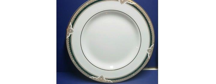 4 Royal Doulton Forsyth Bread Plates.