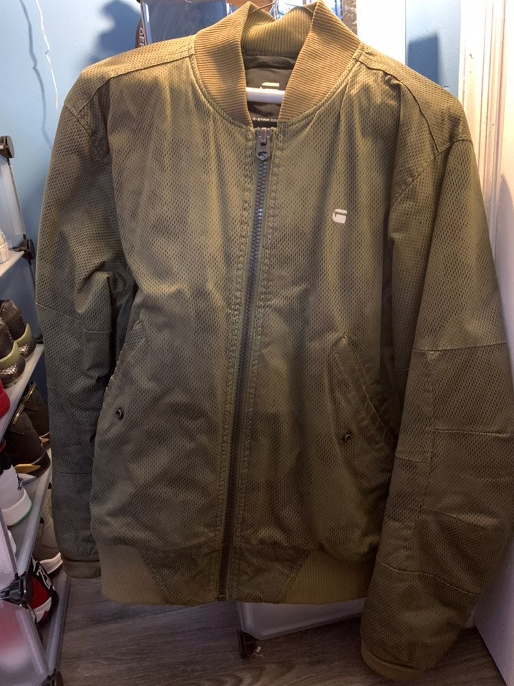 G Star Raw Mens Coat