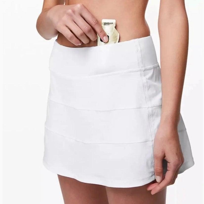 Lululemon Pace Rival Skirt Tall 8
