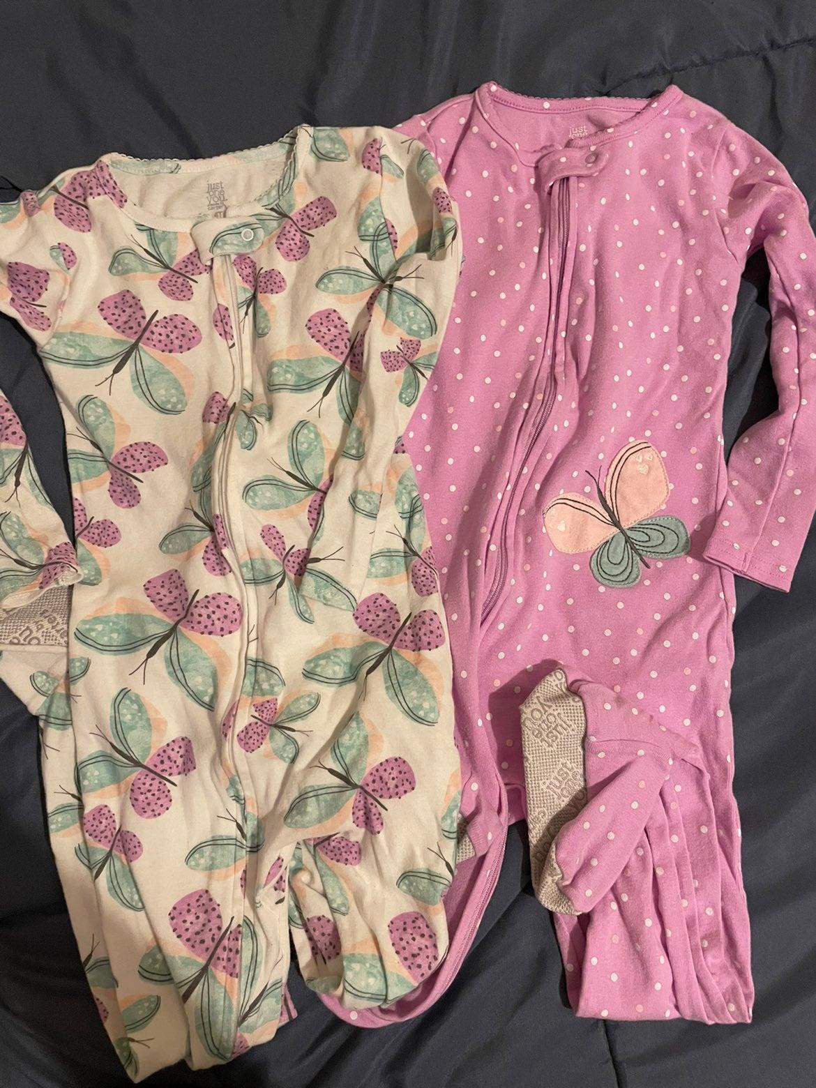 Toddler girl sleepwear