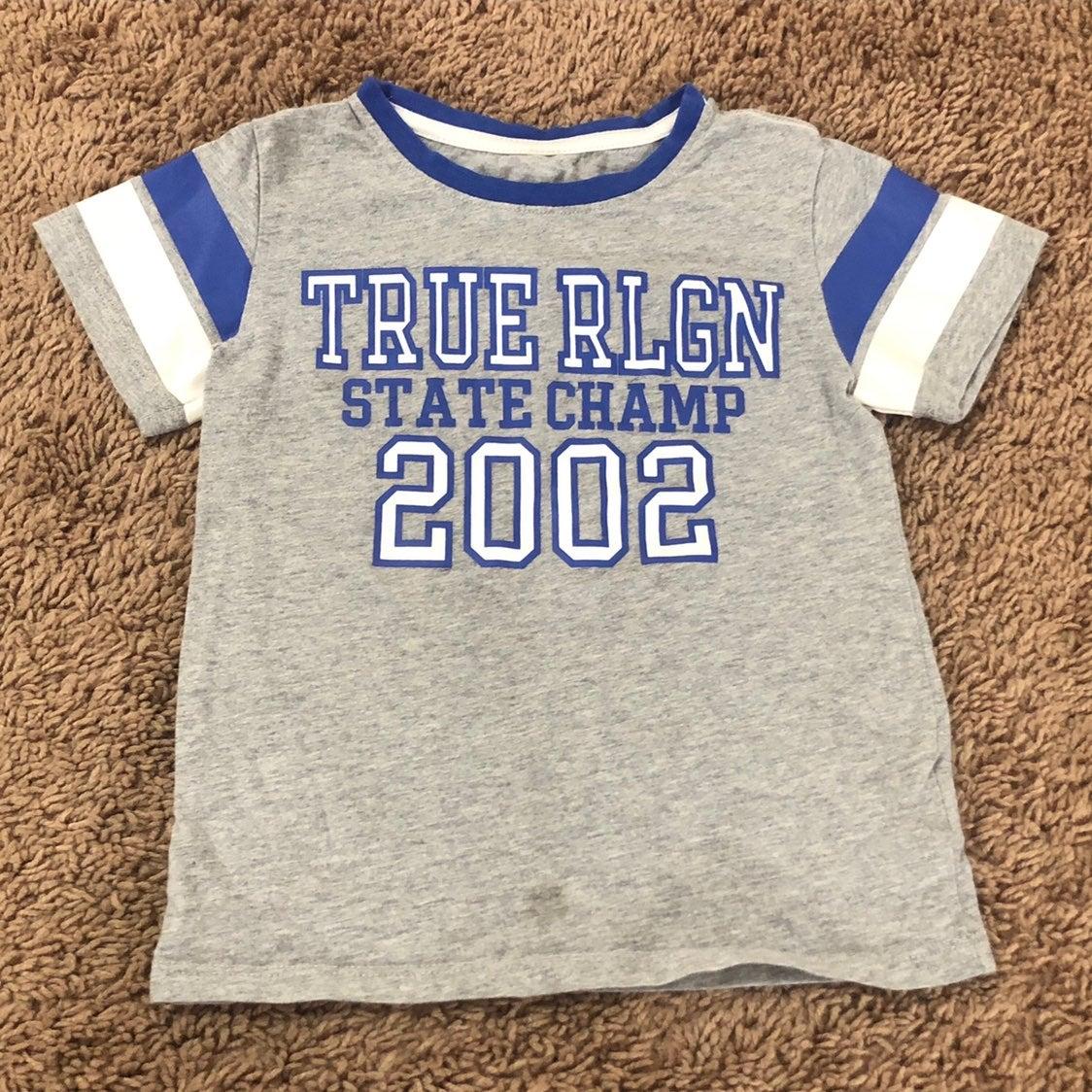 True Religion 3T shirt