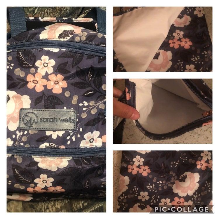 Sarah wells pump bag and pumparoo