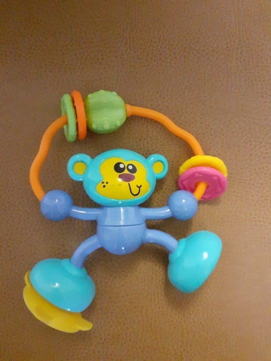 INFANTINO Stick & Spin High Chair Rattle