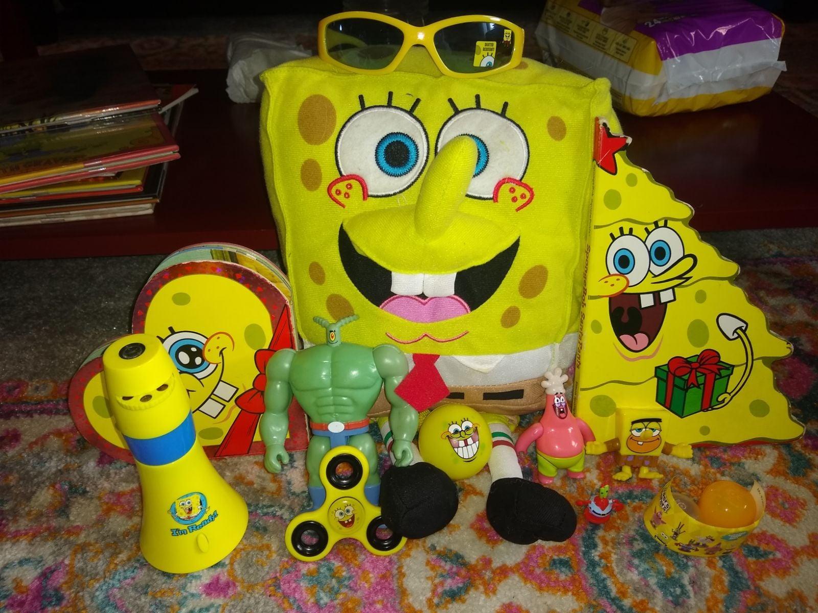 SpongeBob bundle