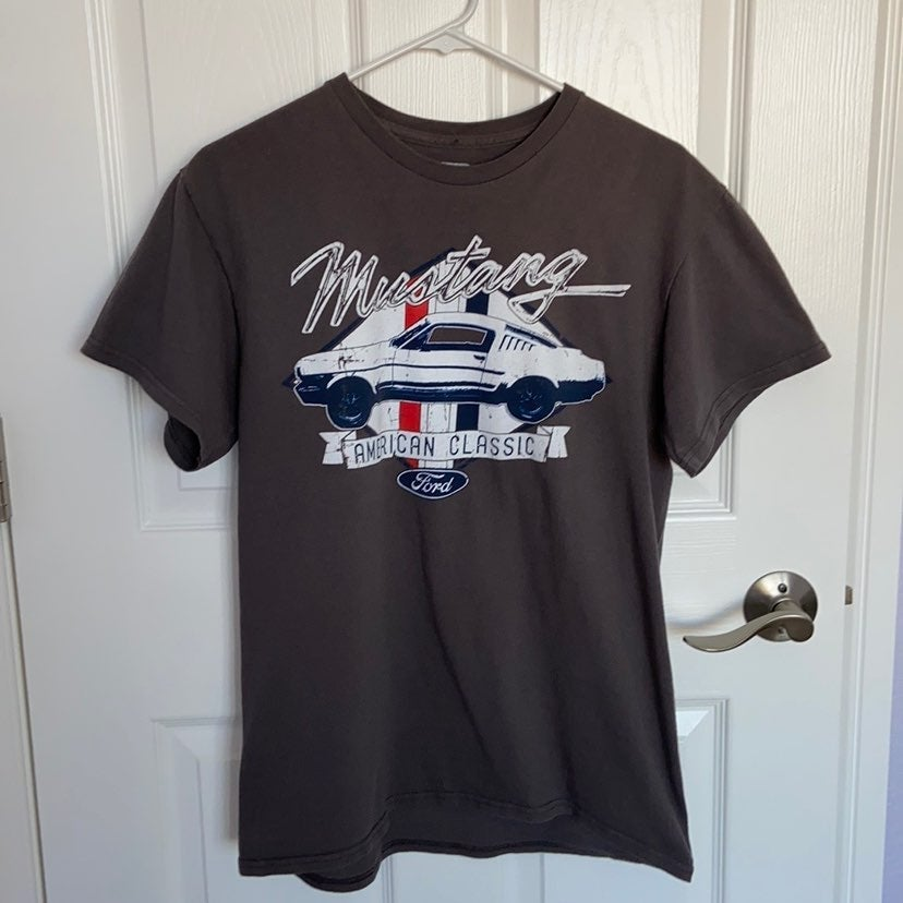 Vintage Ford Mustang T-Shirt