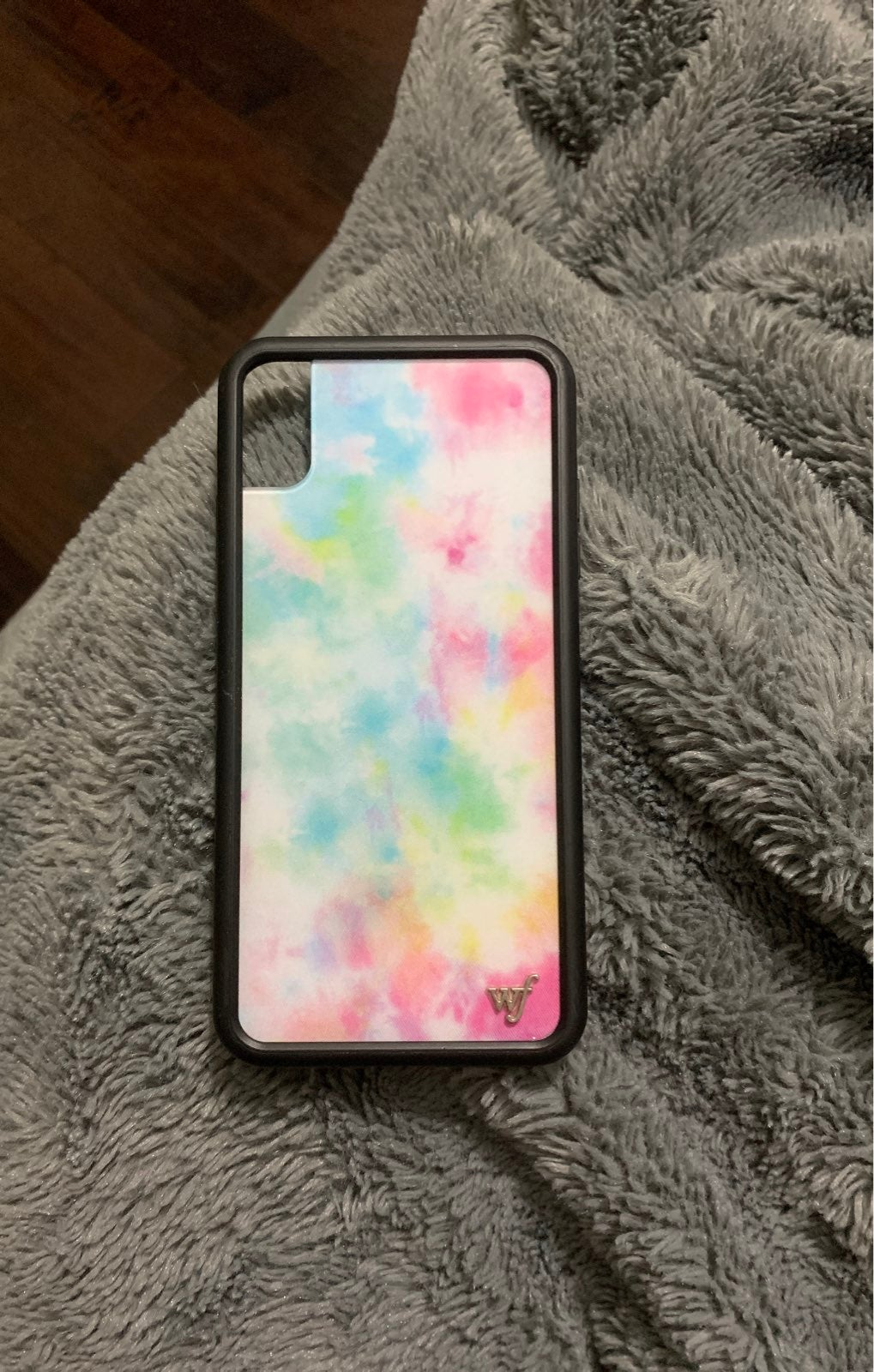 IPhone XS Max Wildflower Pastel Tie-Dye