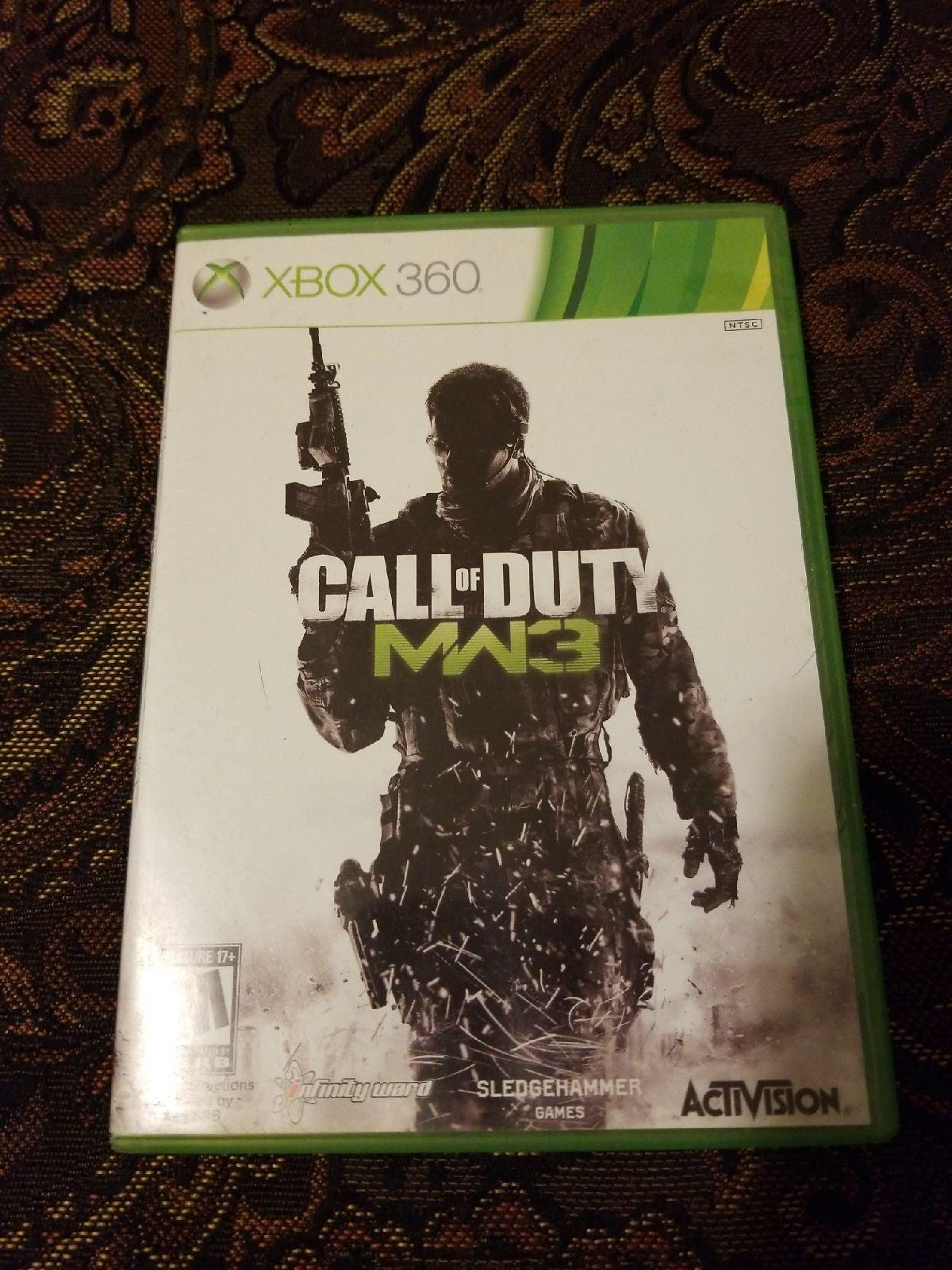 Call of Duty Modern Warfare 3 / XBOX 360