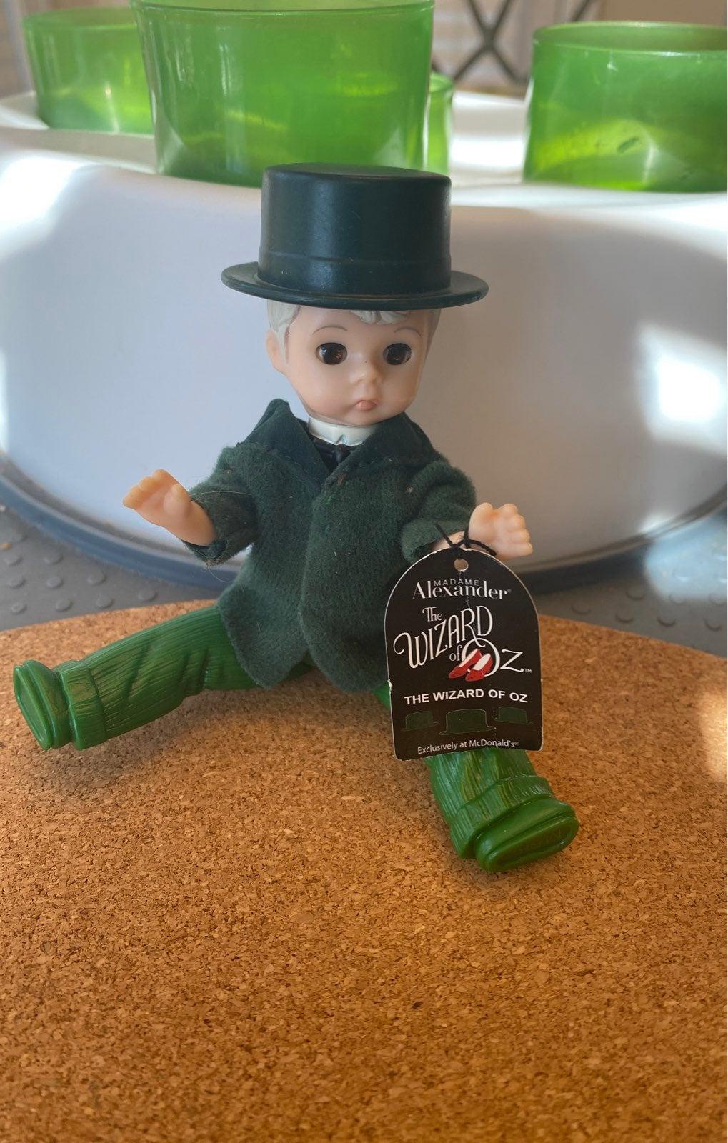 Madame Alexander mini Wizard of Oz tag