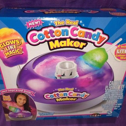 Kids cotton candy maker