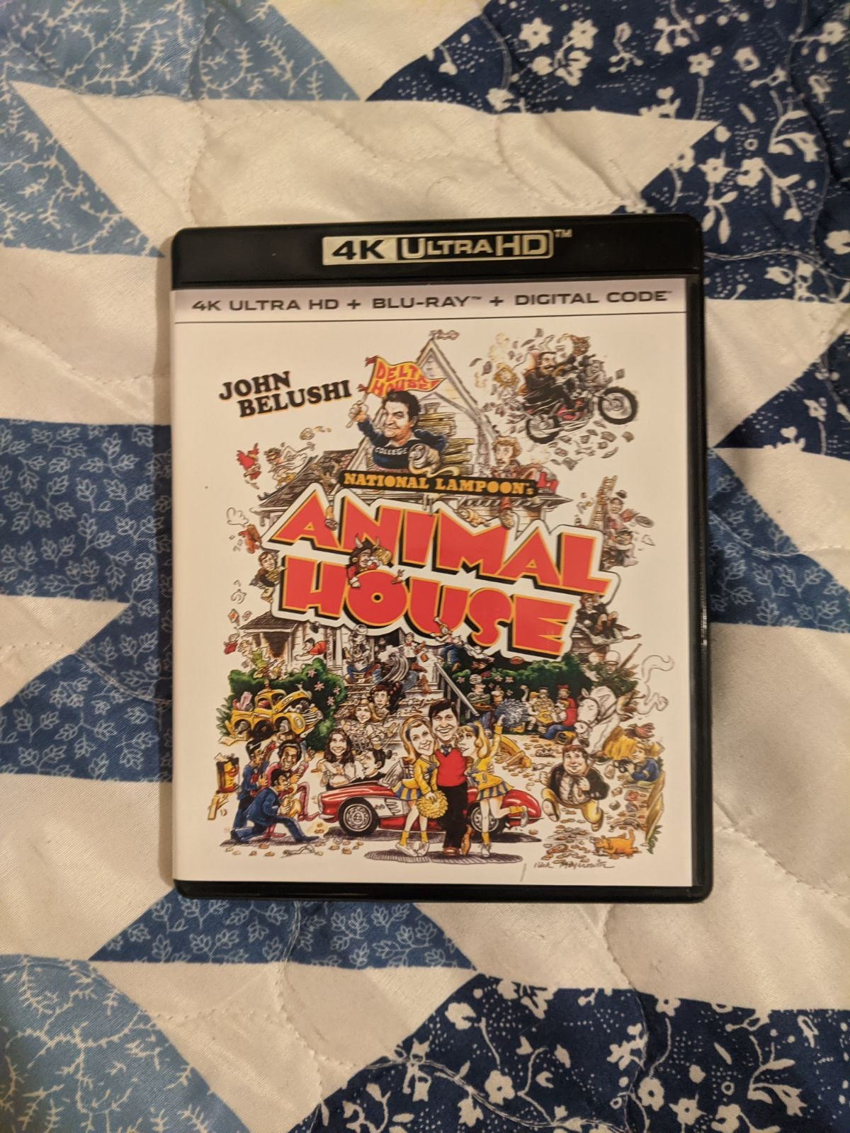 Animal House 4K UHD Bluray