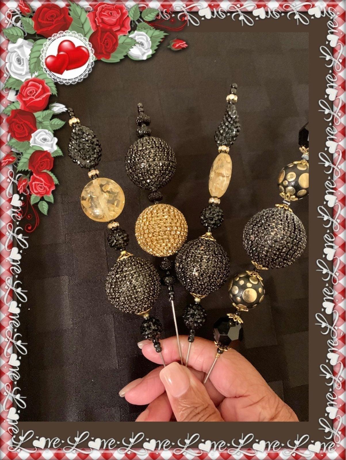 Church Hat Pins