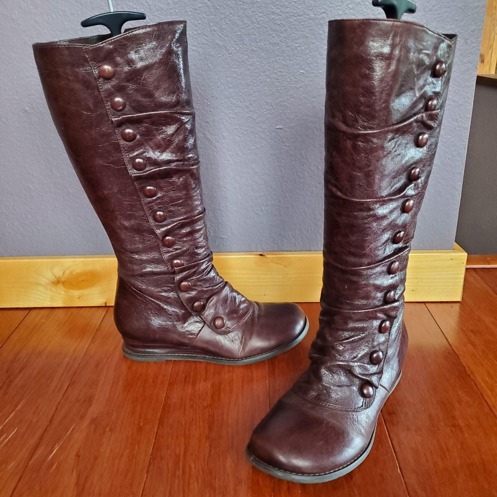 Miz Mooz Bloom Knee High Boots