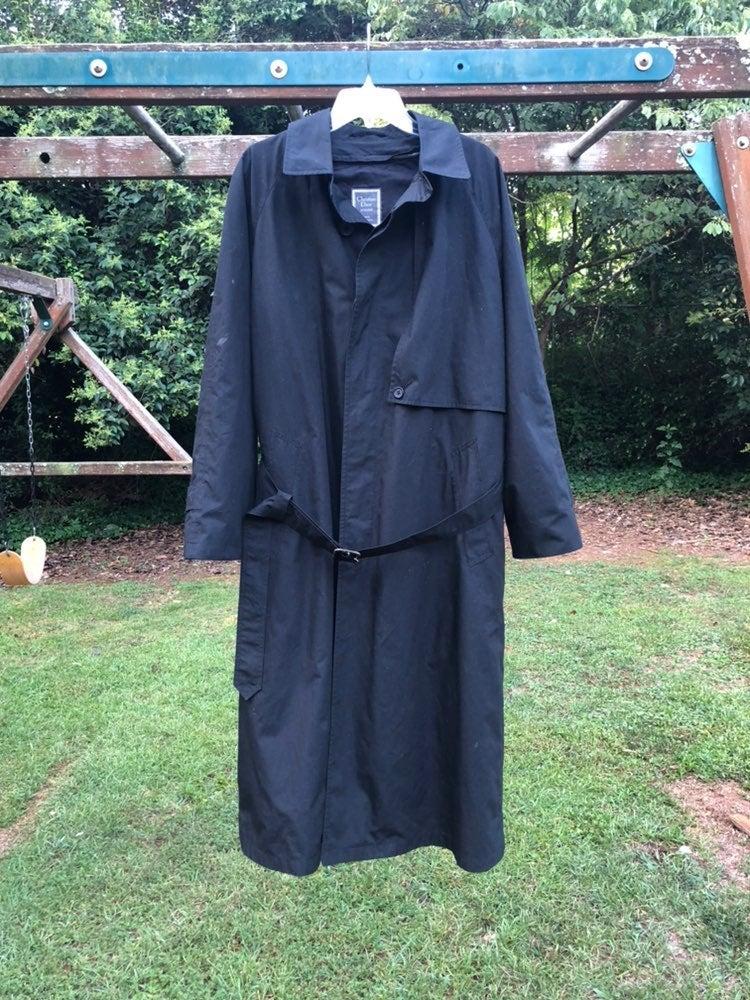 Christian Dior Trench Coat Sz L