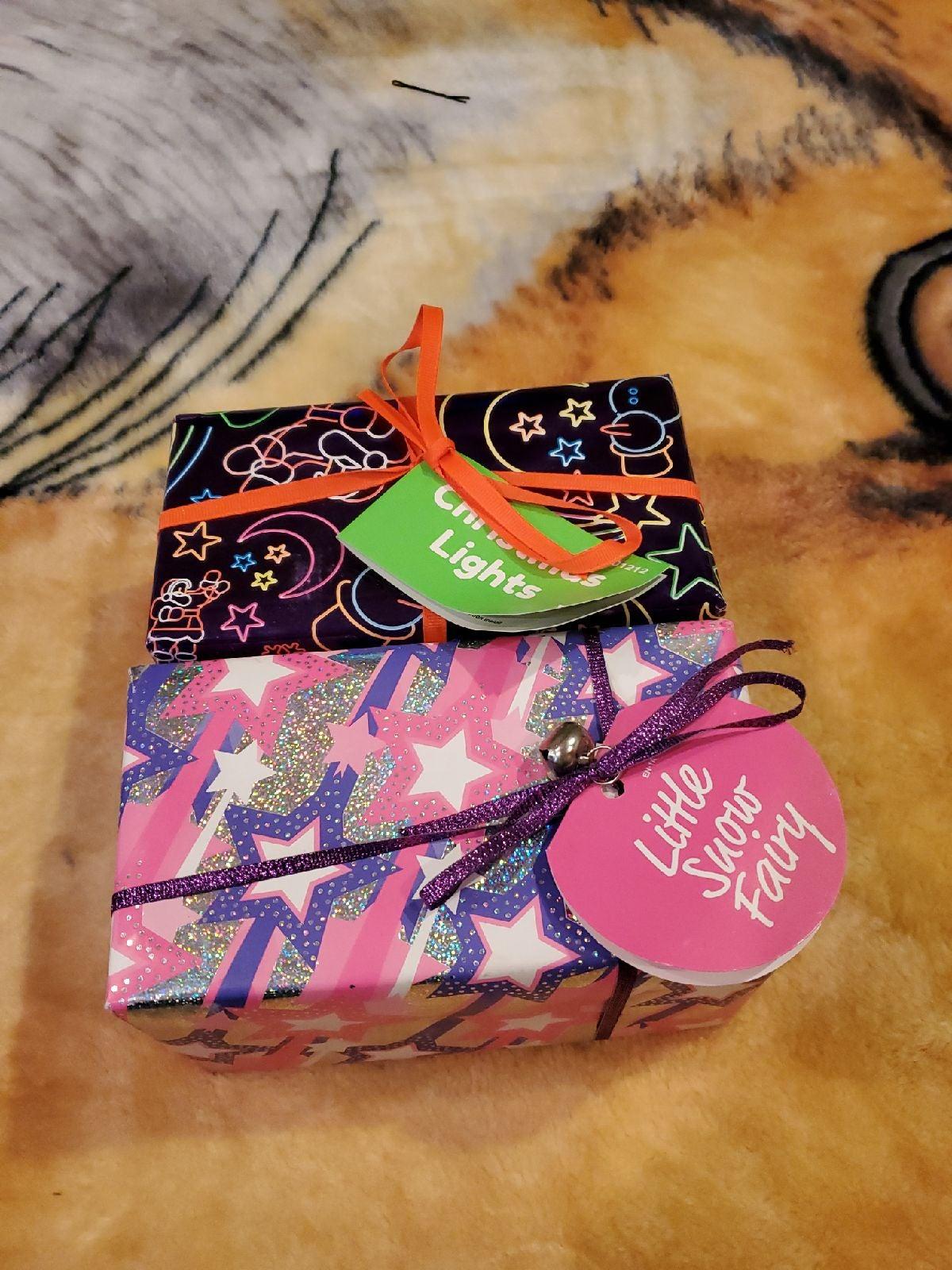 2 lush gift sets